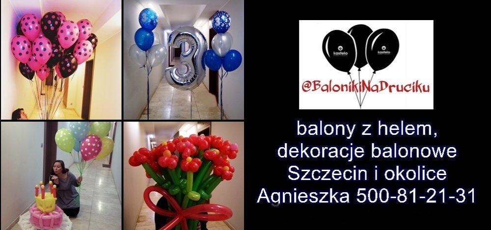 Baloniki na Druciku